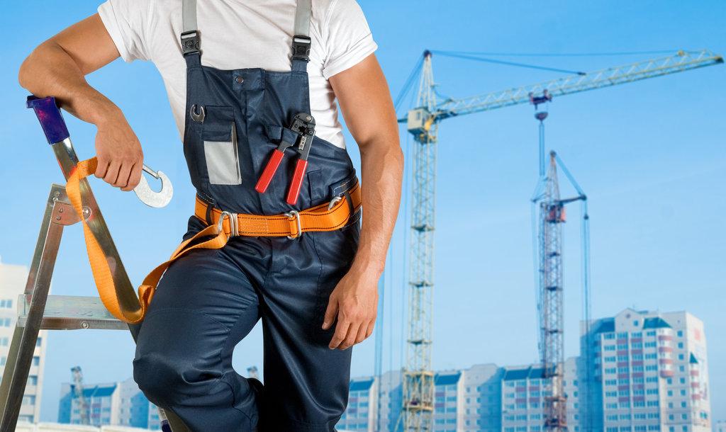 Строительные работы: Высотные работы в А-профиль, капитальный ремонт и строительство