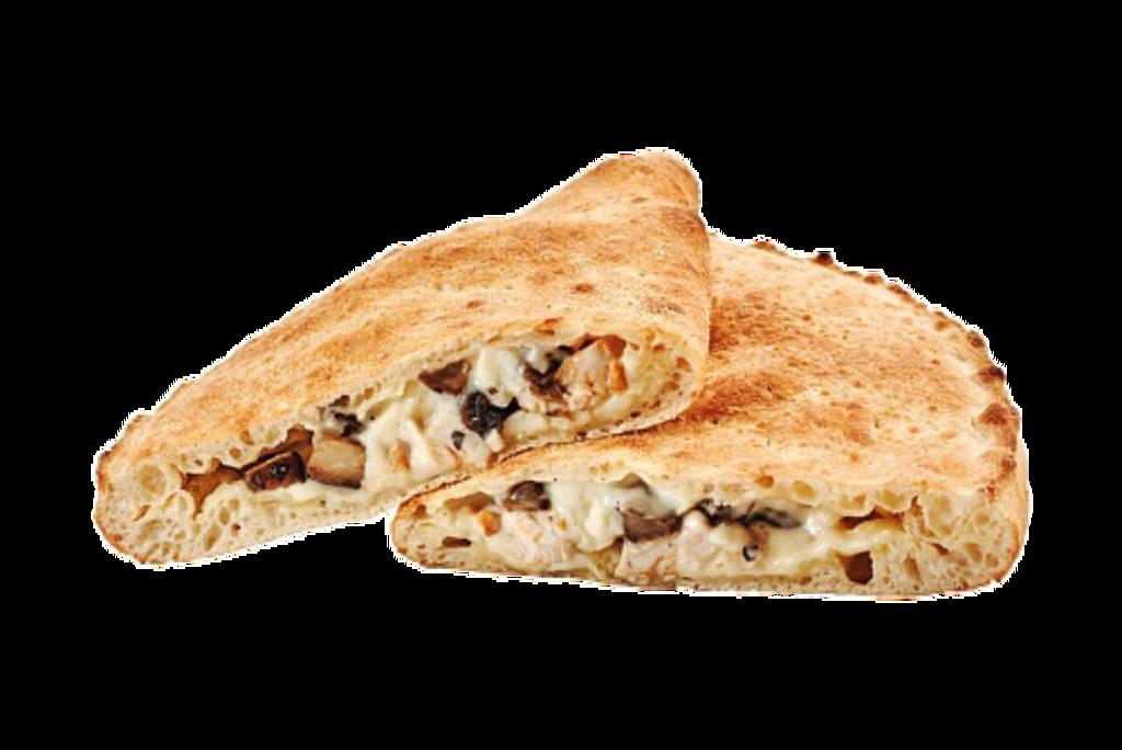 Пицца: Пирог с курицей и грибами в Гриль №1 Новокузнецк