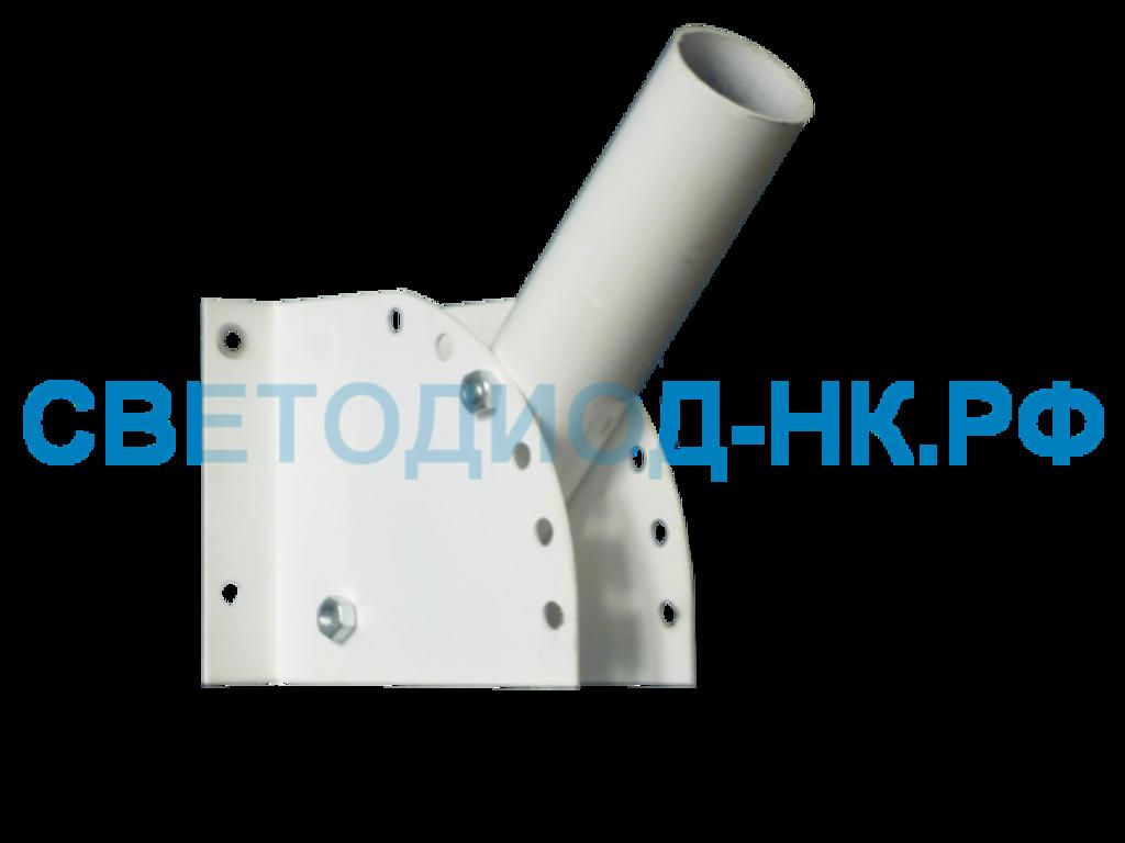 Консольные светильники: Кронштейн КР-3 для уличного светильника с переменным углом TDM в СВЕТОВОД