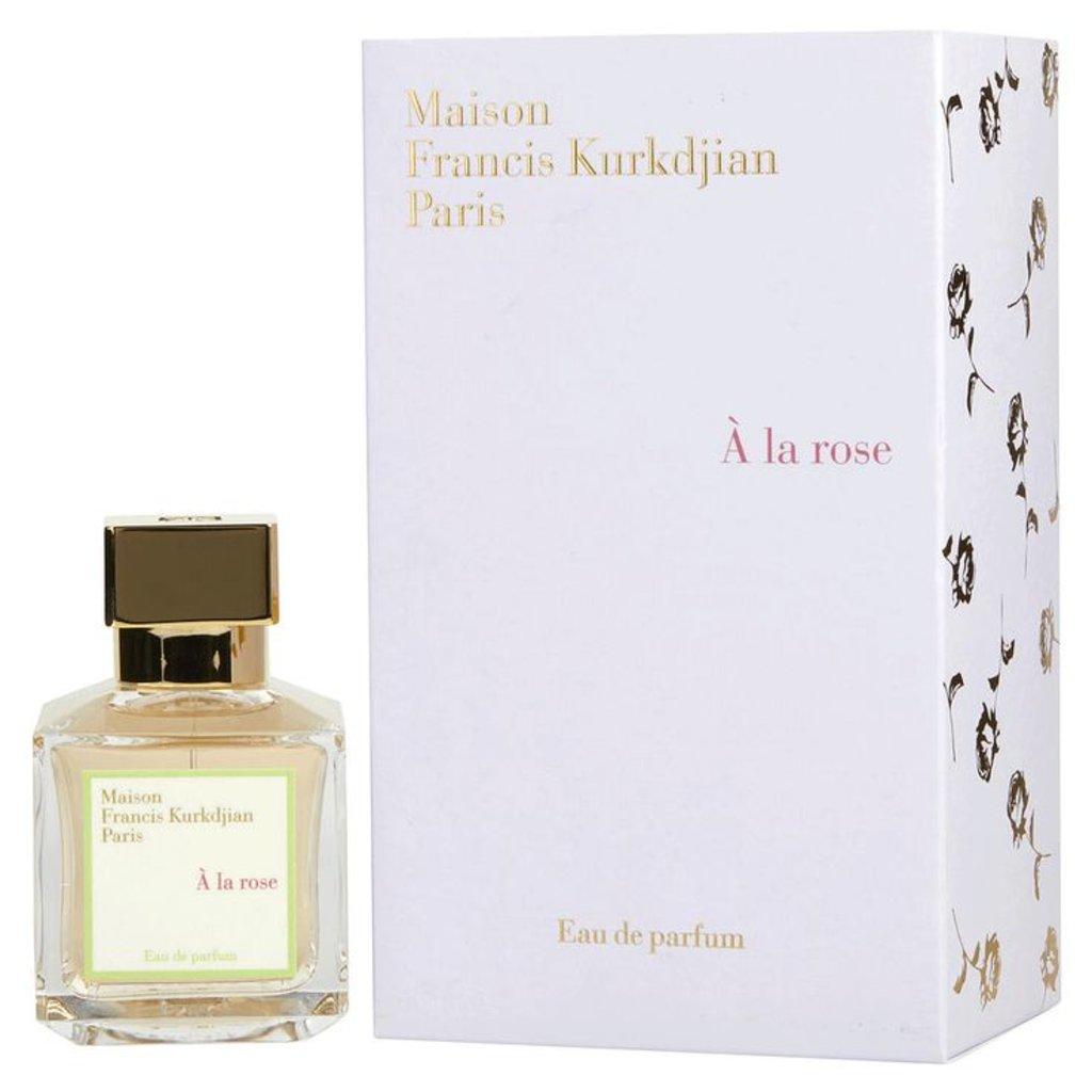 Maison Francis Kurkdjian (Дом Франсиса Куркджана): Maison Francis Kurkdjian A La Rose (Мейсон Франсис Куркджан А Ла Розе) edp 70 ml в Мой флакон