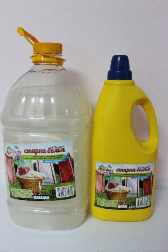 Средства для стирки: Средство для стирки «Чистая Сибирь» жидкий стиральный порошок 5 л в Чистая Сибирь