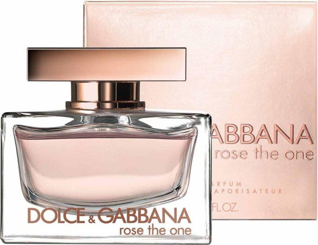 Женская парфюмерная вода Dolce&Gabbana: D&G Rose The one edp ж 30 | 75ml ТЕСТЕР в Элит-парфюм