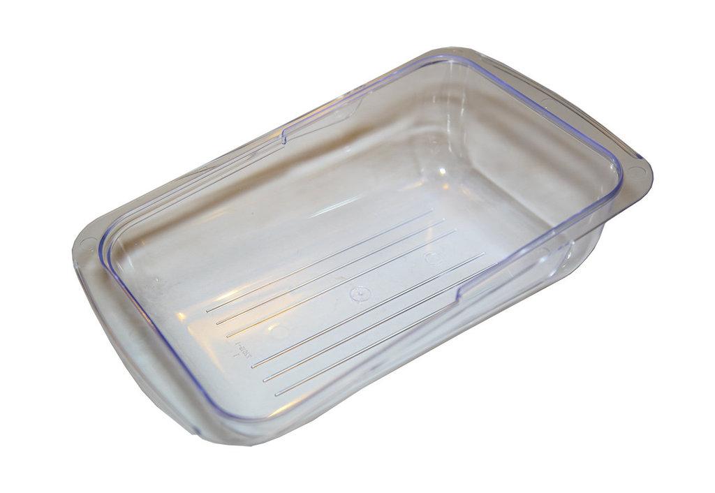 Запчасти для холодильников: Ящик для мяса пластиковый к холодильнику Ariston (Аристон), Indesit (Индезит), Stinol (Стинол), 857203, C00857203 в АНС ПРОЕКТ, ООО, Сервисный центр