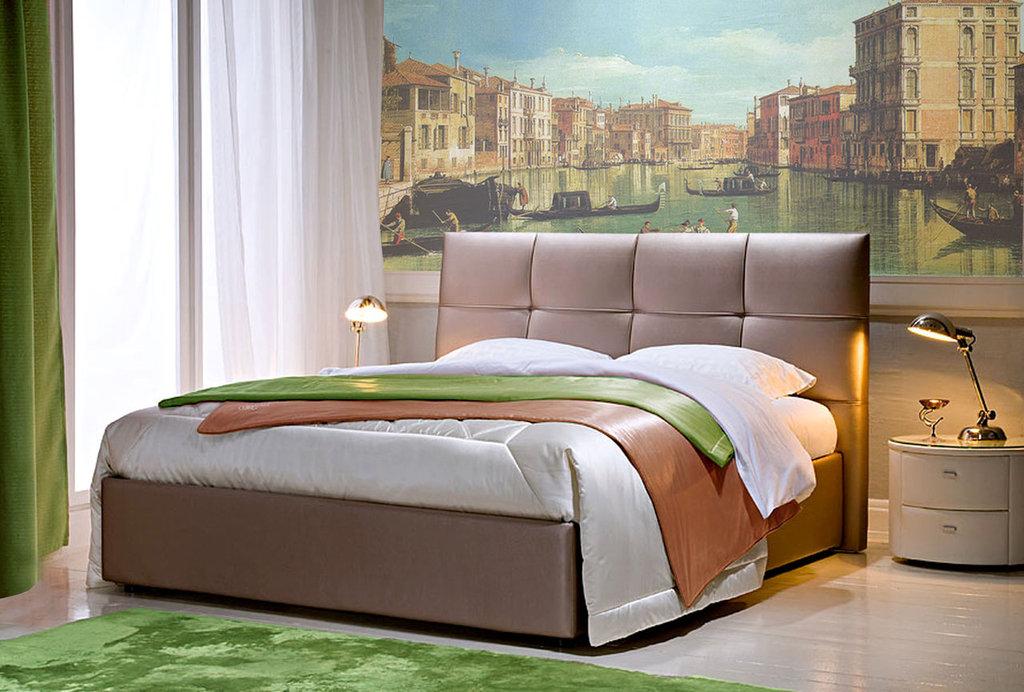 """Кровати: Кровать двуспальная """"Сентима"""" в Амадео"""