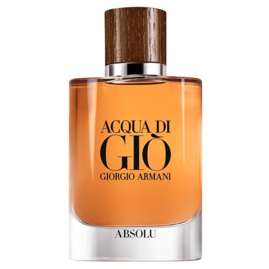 Giorgio Armani (Джорджио Армани): Giorgio Armani Acqua Di Gio Homme Absolu (Джорджио Армани Аква ди Джио Хом Абсолю) edp 100ml в Мой флакон