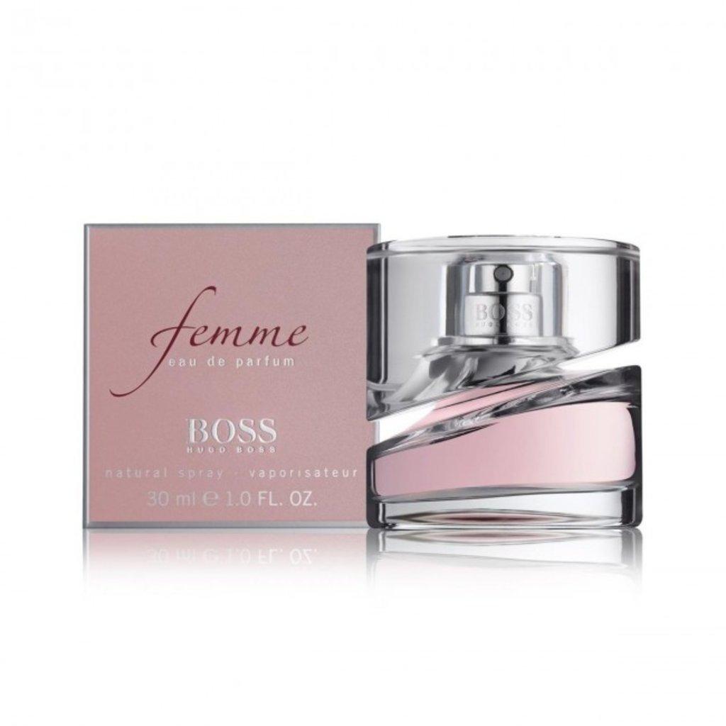 Boss: Boss Femme Парфюмерная вода edp ж 30   50   75 ml в Элит-парфюм