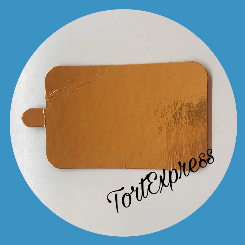 Салфетки, подложки: Подложка с держателем 100*65,толщина 0.8 в ТортExpress