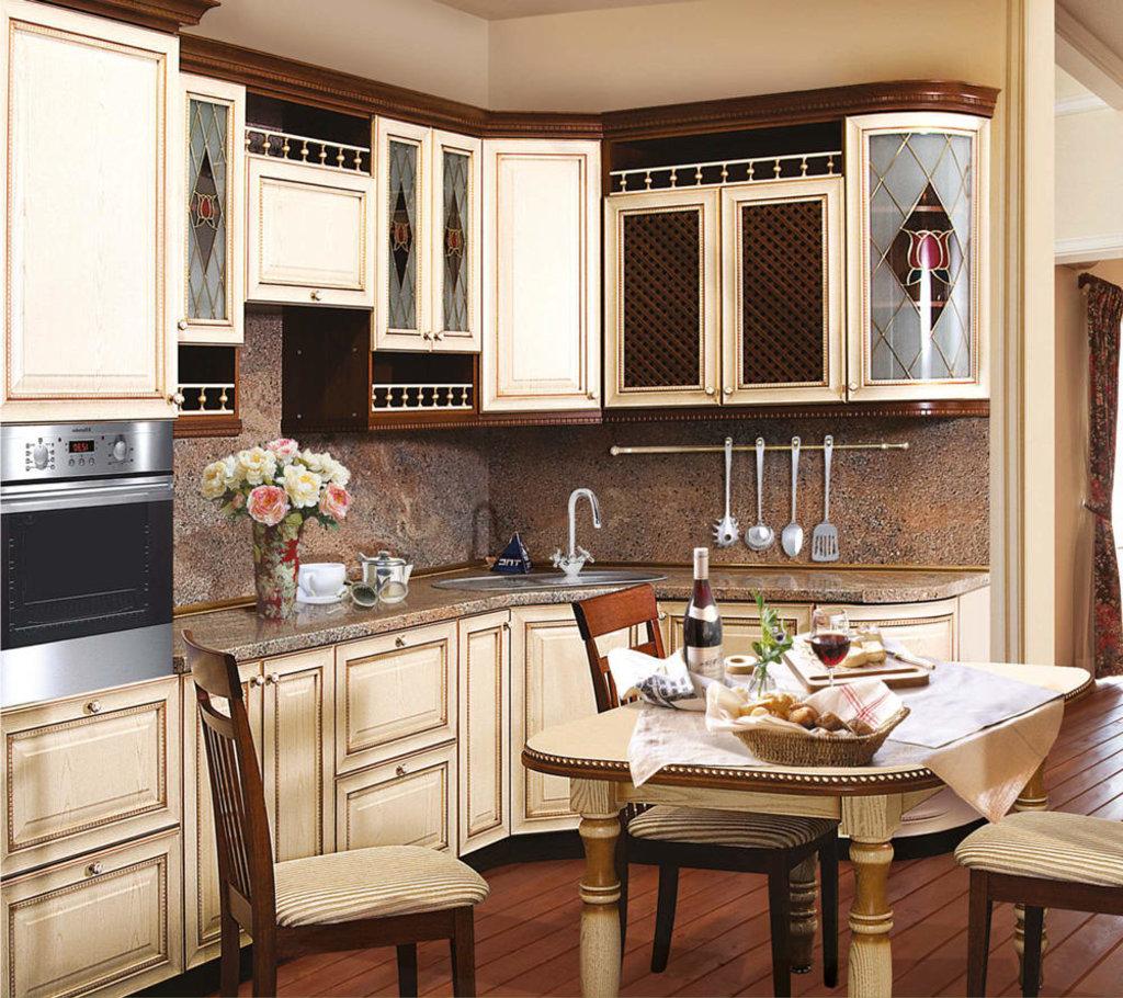Кухни: Кухня София в Стильная мебель