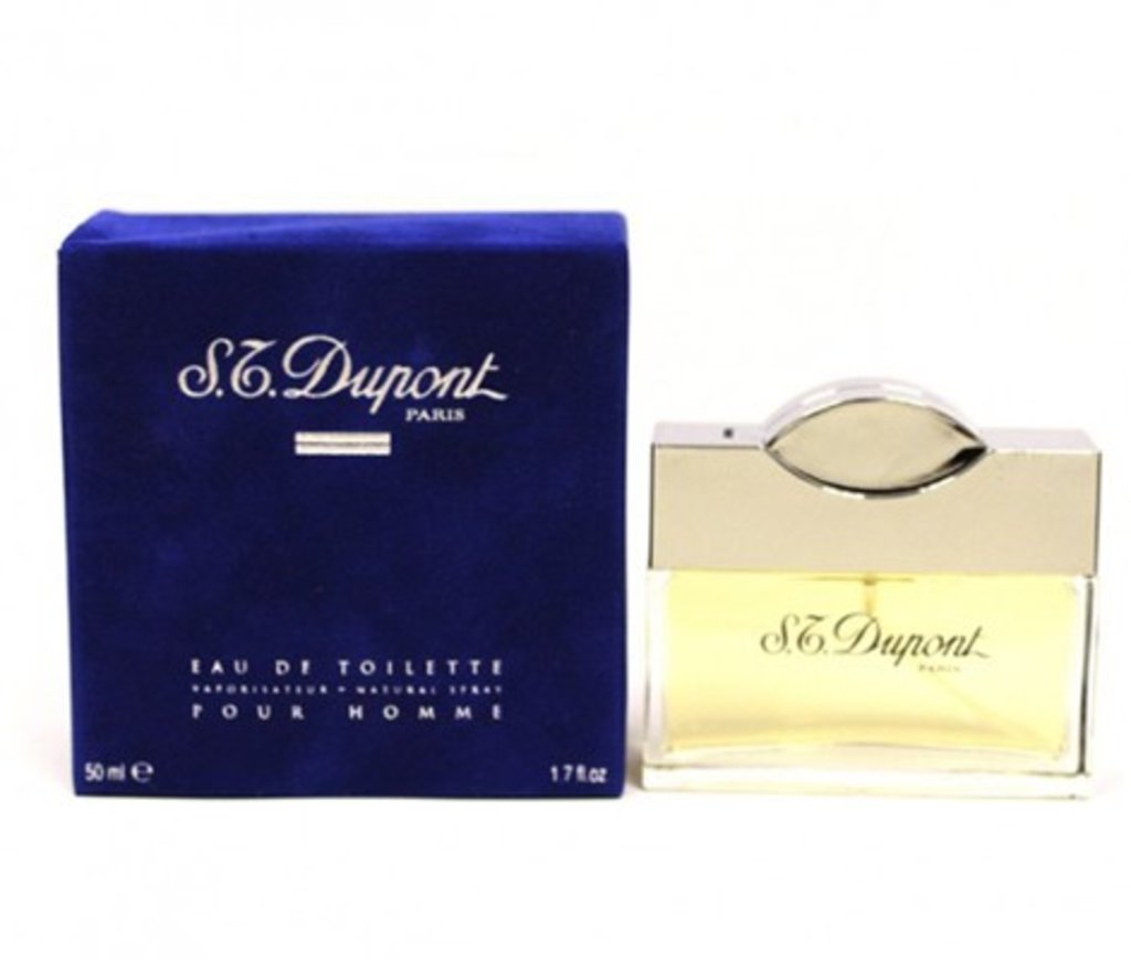 Dupont: S.T. Dupont pour Homme м 30 | 50 | 100 ml в Элит-парфюм