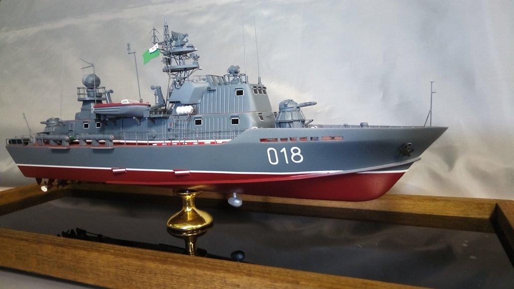 Модель ПСКР пр.205П в Модели кораблей