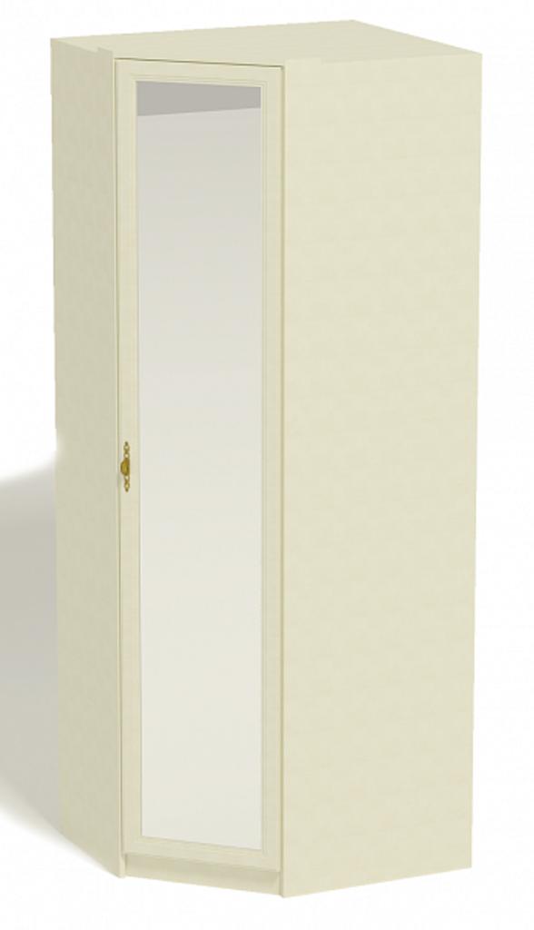 Спальни: Ливадия Л9 Шкаф угловой (собирается на обе стороны) в Диван Плюс