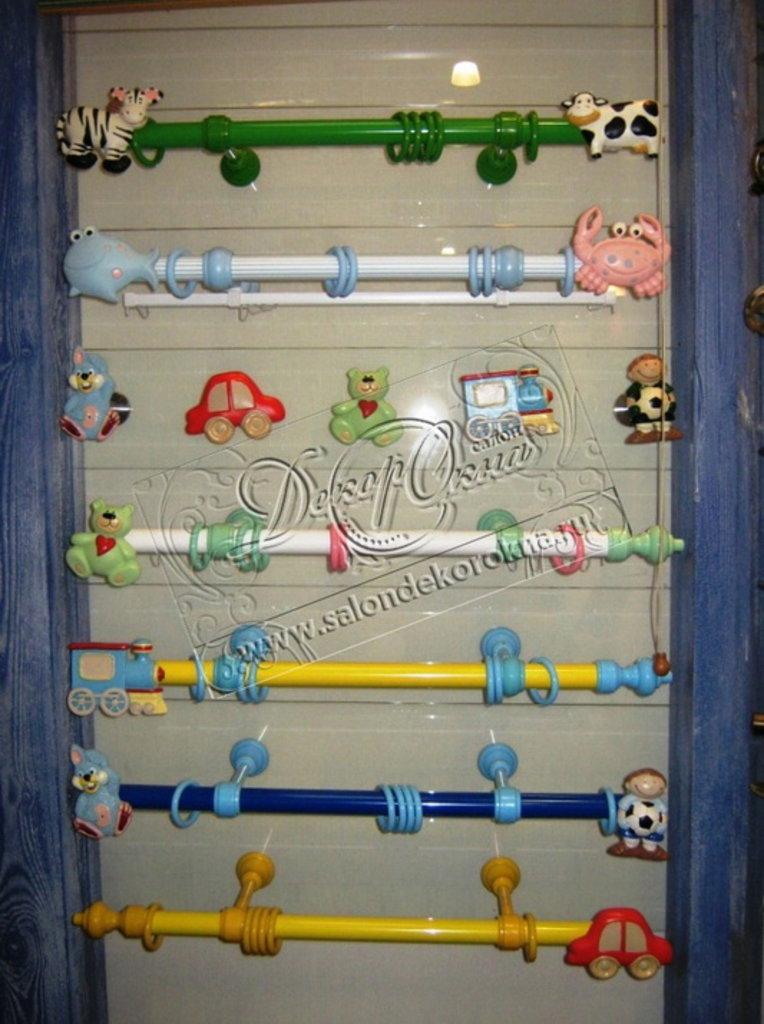 Карнизы для штор: Карнизы детские в Декор окна, салон