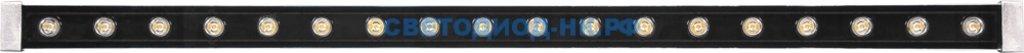 Архитектурные светильники: LL-889 Светодиодный линейный прожектор,18LED 6400К, 1000*46*46mm, 18W 85-265V, IP65 в СВЕТОВОД