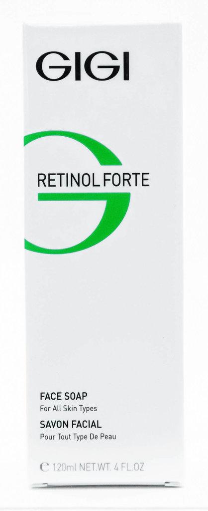Уход за лицом: Мыло жидкое для лица / Face Soap, Retinol Forte, GiGi в Косметичка, интернет-магазин профессиональной косметики