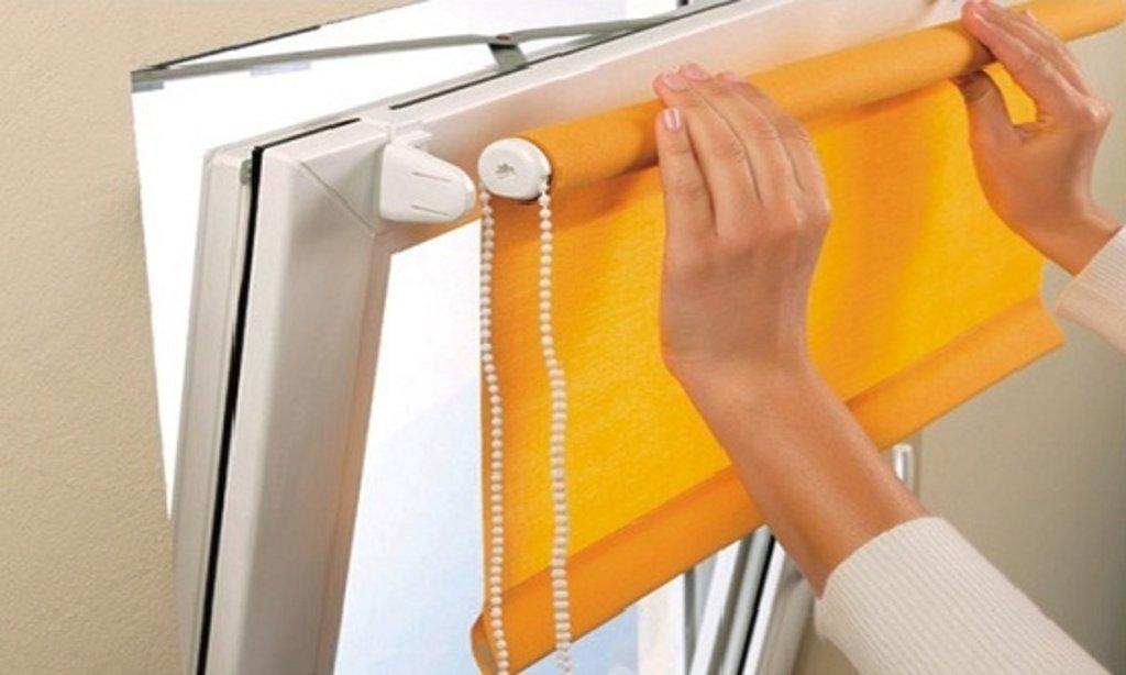 Жалюзи для окон и дверей: Жалюзи рулонные в Балкон-Уют