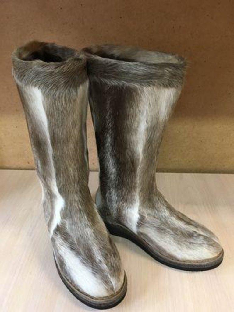 Унты, сапоги монгольские: Унтайки из Камуса северного оленя в Сельский магазин