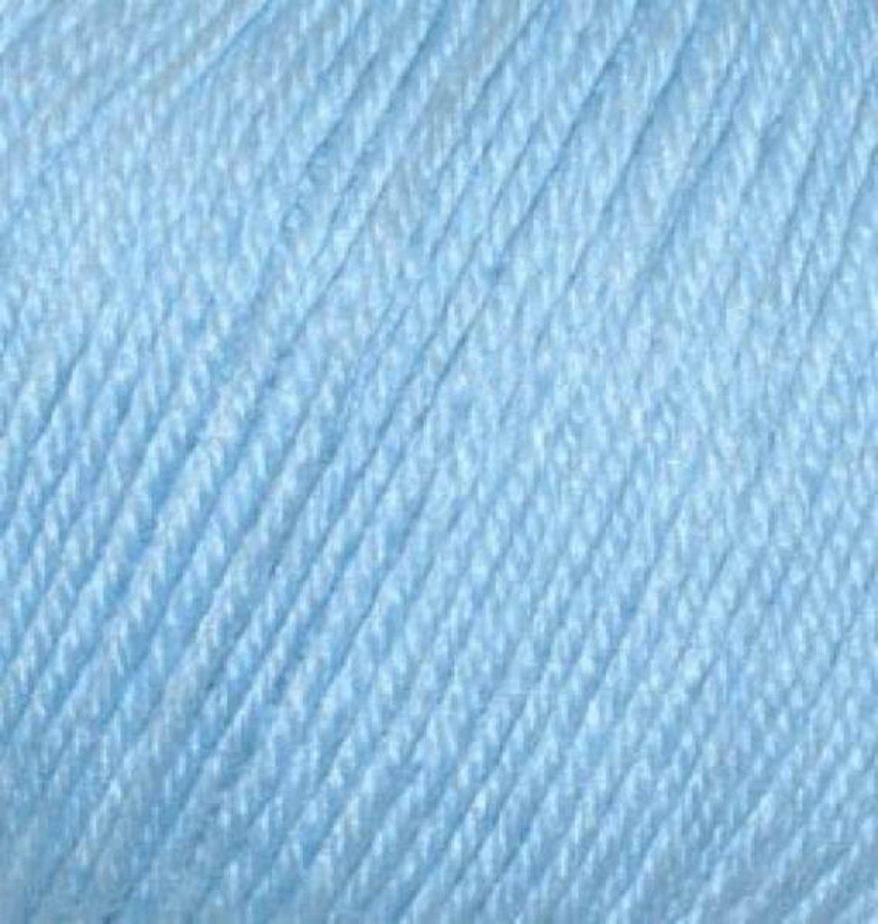 Кисловодск: Пряжа 100% акрил(цвет:светло-голубой)уп/10шт.450гр. в Редиант-НК