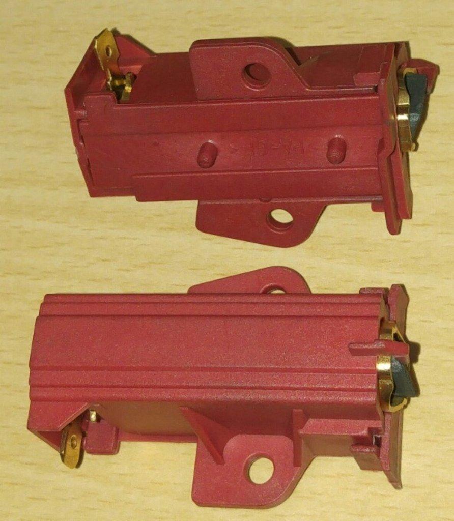 Двигатели, щетки для двигателей, таходатчики и магниты: Щетки электродвигателя для стиральных машин Занусси (Zanussi), Электролюкс (Electrolux), АЕГ (AEG) 5x12.5x32 - 2шт. SOLE, C00377939, OAC196546, 481281719418, 481281729602, 49000466, 4900466, 49028931, CAR004UN в АНС ПРОЕКТ, ООО, Сервисный центр