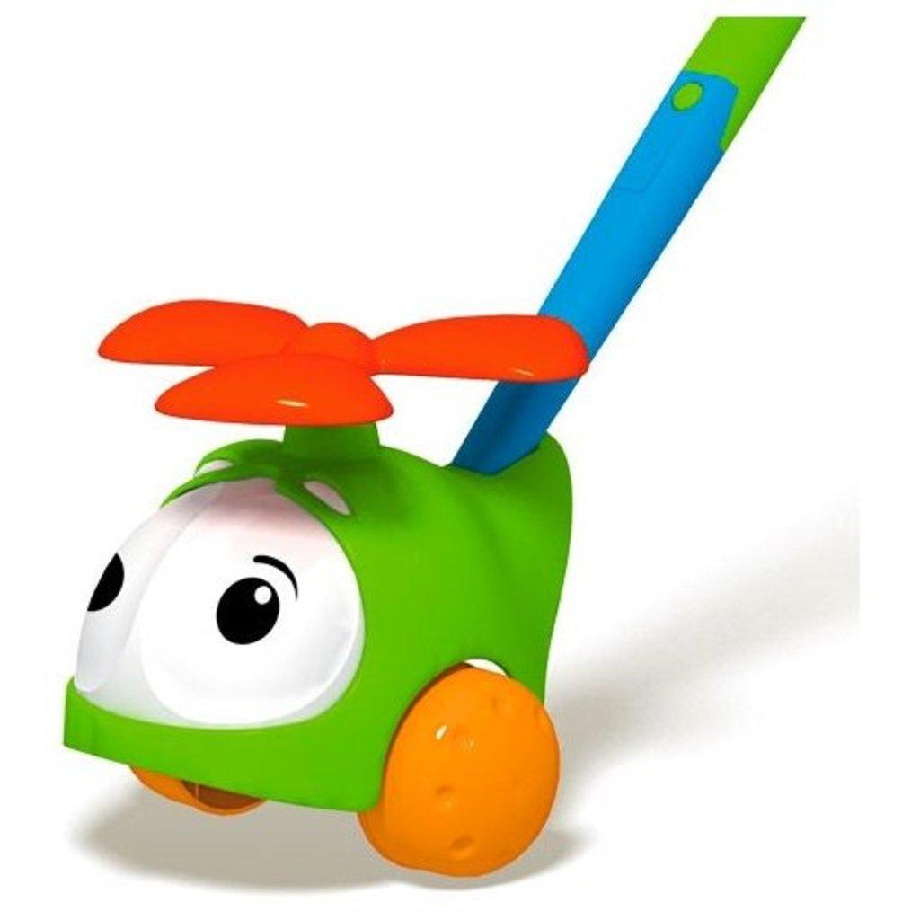 """Игрушки для малышей: Каталка """"Вертолетик"""" STELLAR в Игрушки Сити"""