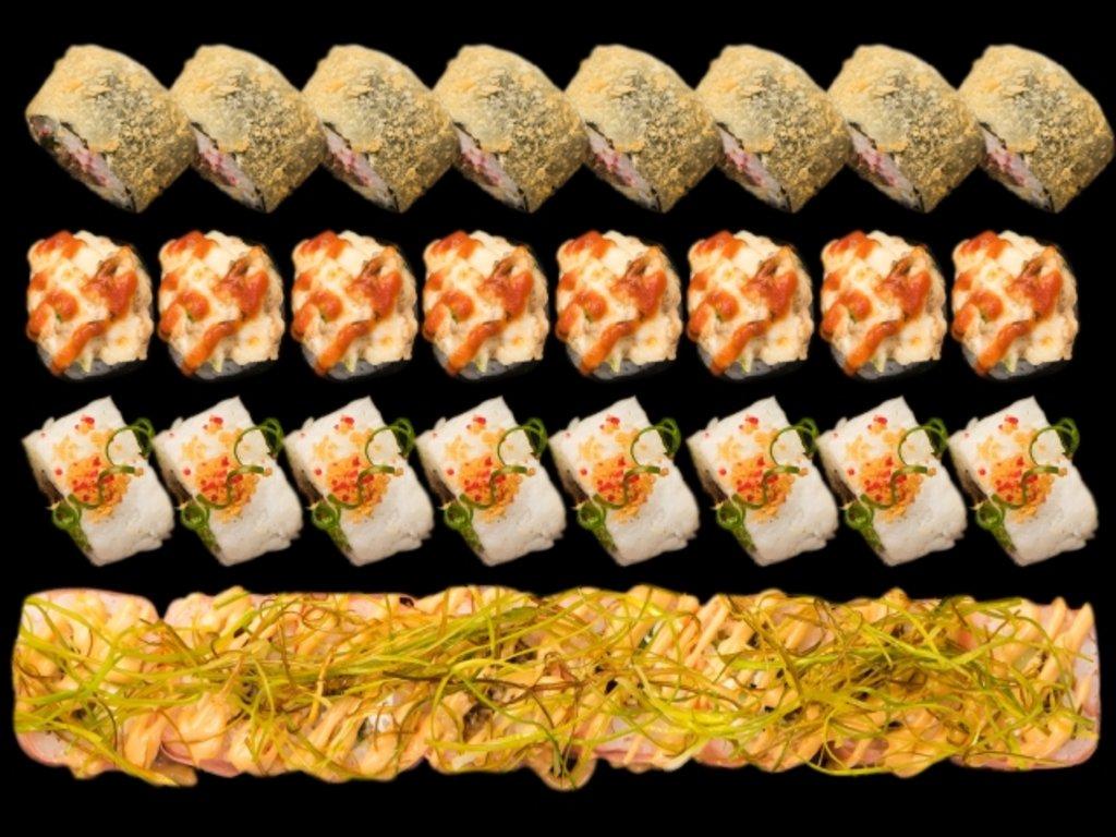 Наборы: Терияки сет в МЭСИ суши&роллы