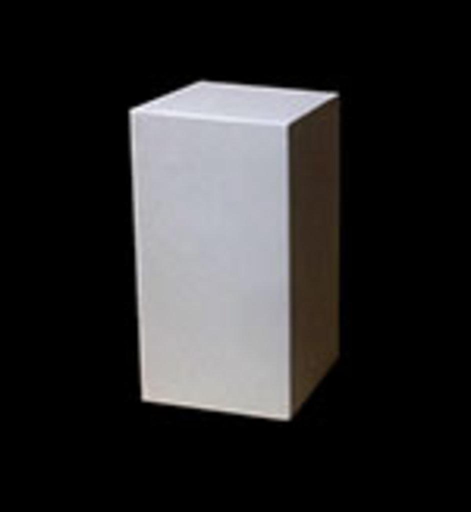 Гипсы: Призма 4-гранная (параллелепипед), гипс в Шедевр, художественный салон