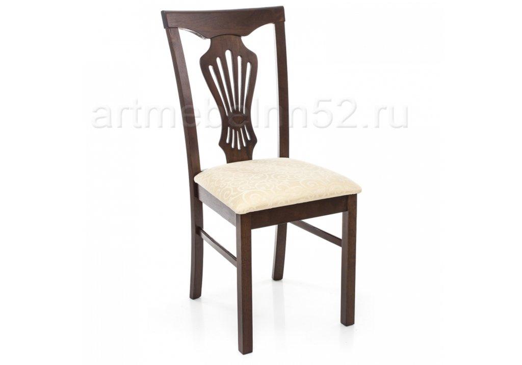 Стулья, кресла деревянный для кафе, бара, ресторана.: Стул 1587 в АРТ-МЕБЕЛЬ НН
