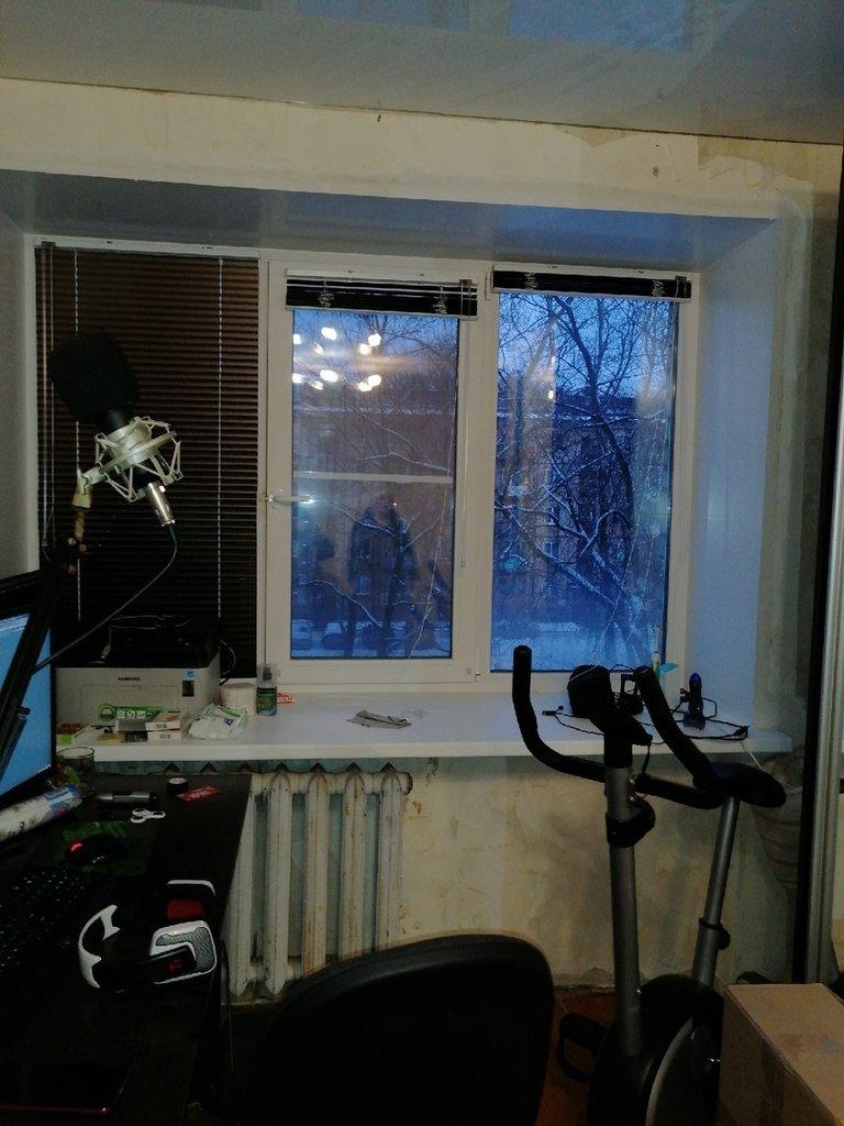 1-комн. квартира: 1-комнатная квартира Московский проспект, дом 38 в Перспектива, АН