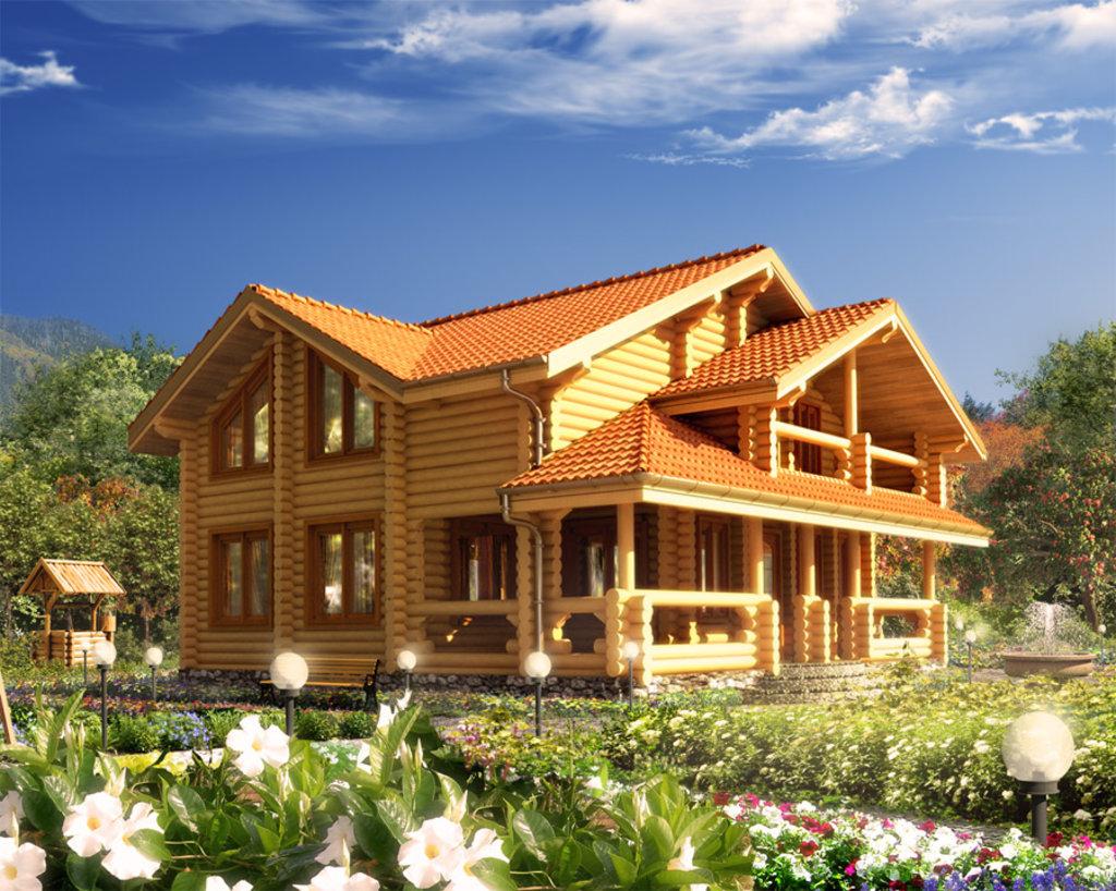 Деревянное домостроение: Строительство деревянных домов в Теплый Дом