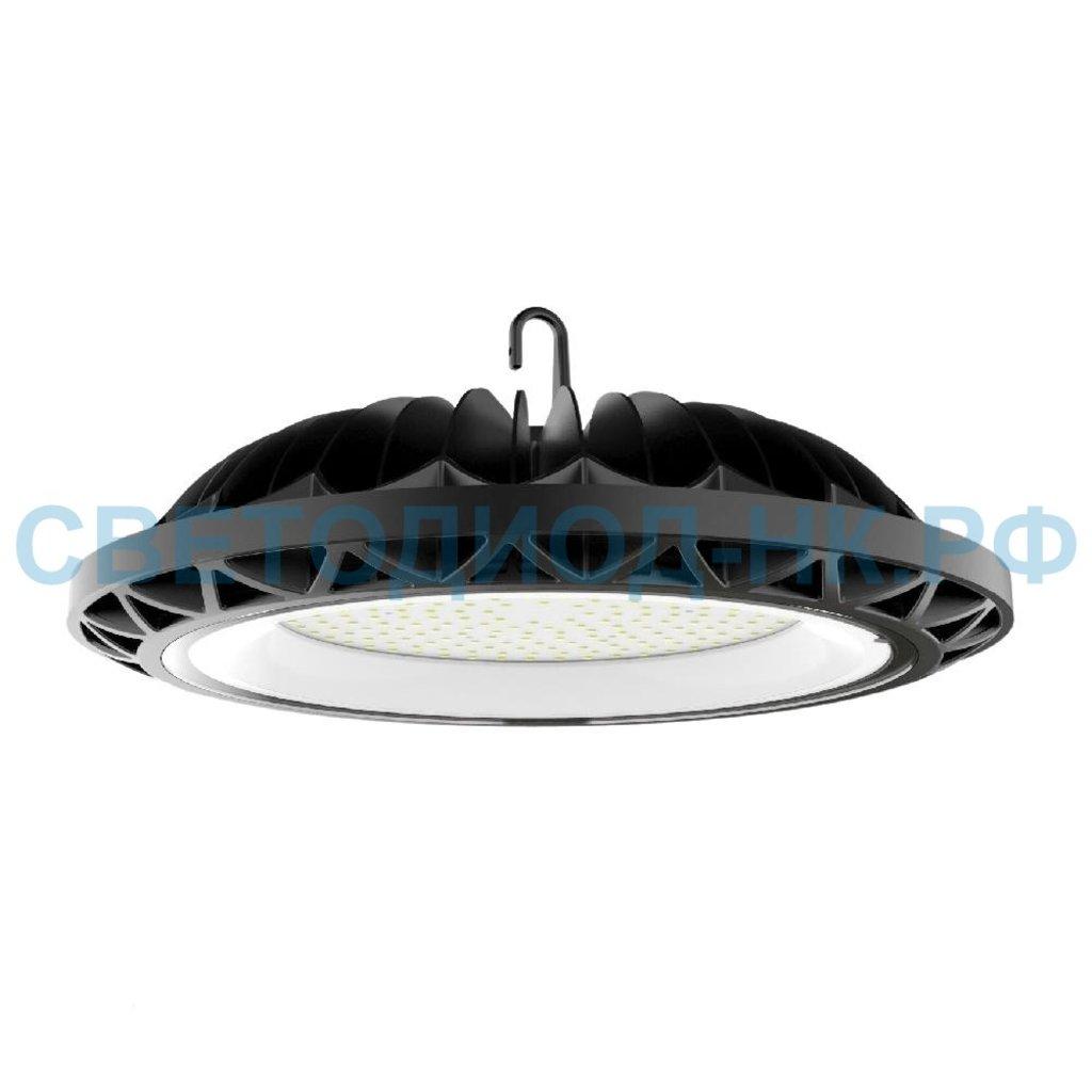 Промышленные светильники: Светильник складской светодиодный LHB-UFO-02 серия PRO 100Вт 230В 6500К 10000Лм IP65 LLT в СВЕТОВОД