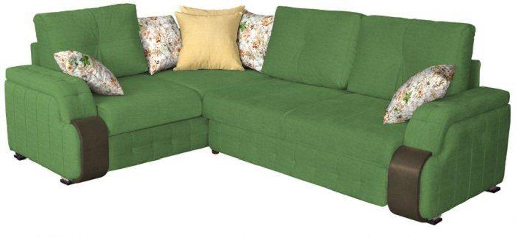Диваны Николь: Угловой диван-книжка Николь ТД 832 в Диван Плюс