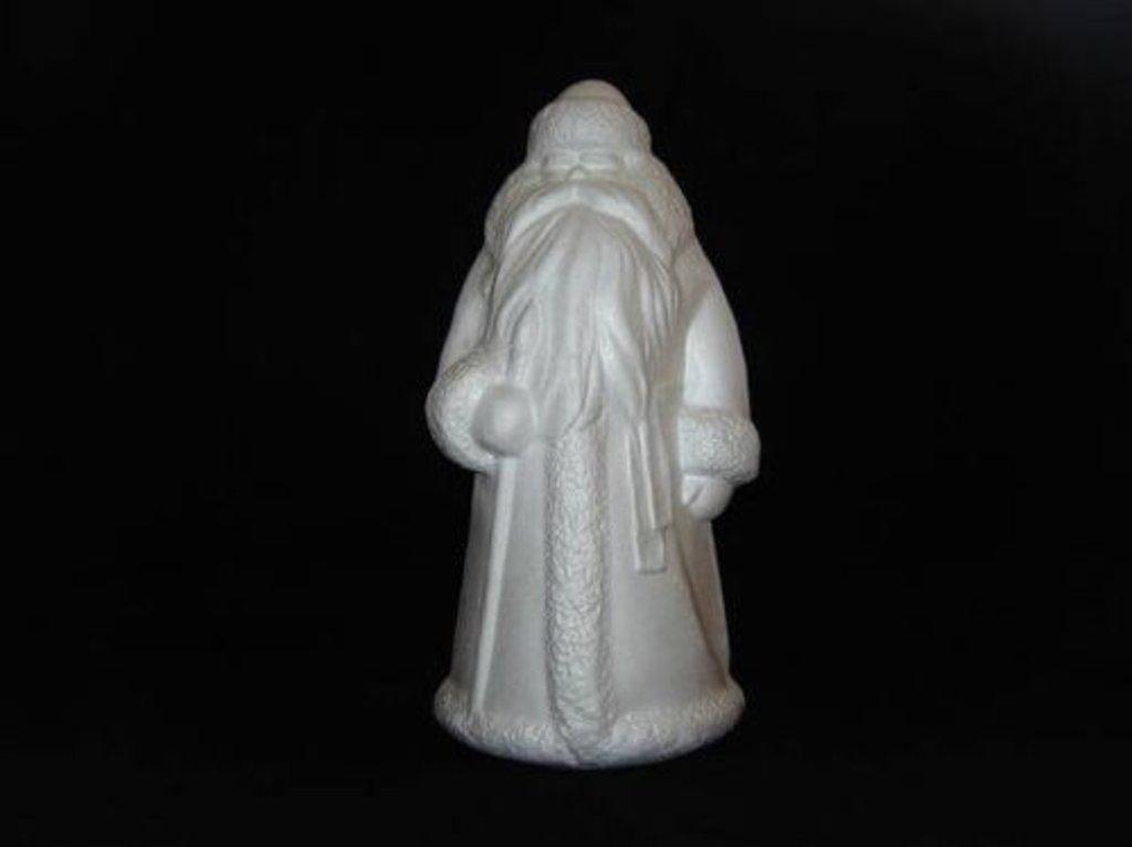 Пенопласт: Дед Мороз малый пенопласт, Размер - 22 см в Шедевр, художественный салон