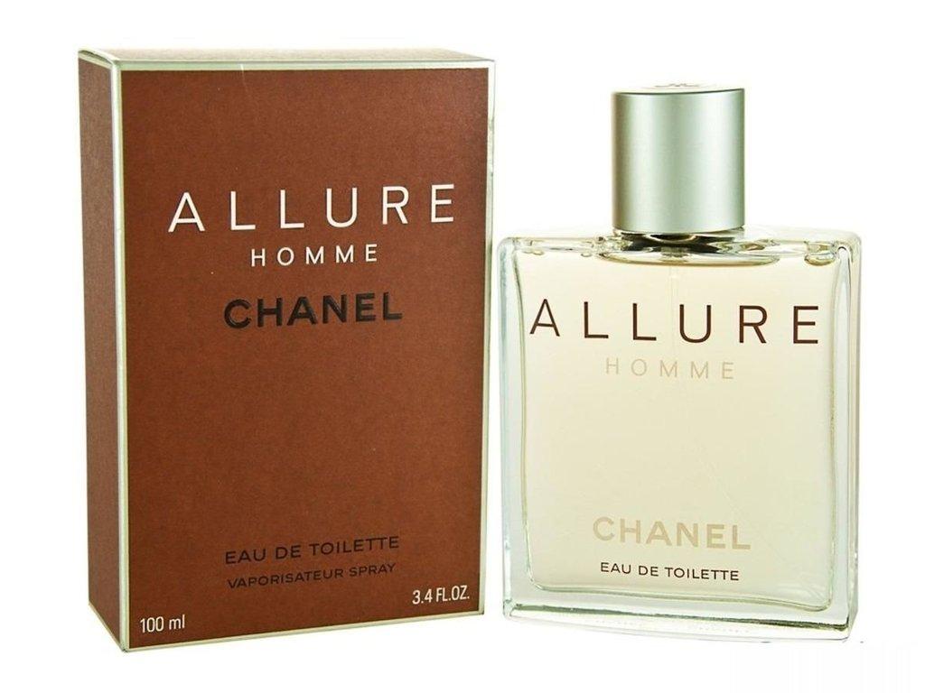 Мужская туалетная вода Chanel: Chanel Allure edt м 100 ml в Элит-парфюм