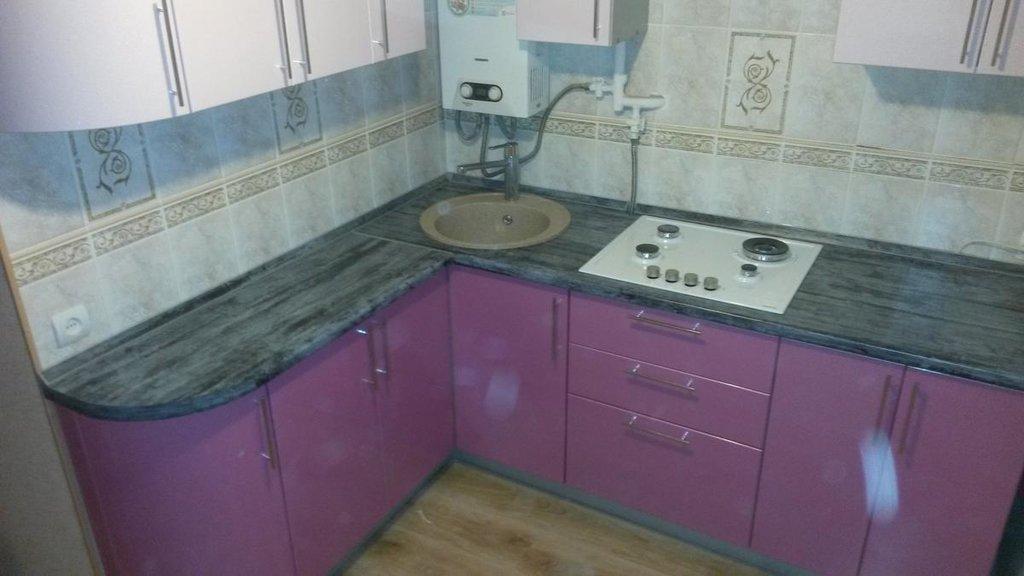 Кухни: Кухня 20 в Квадра Мебель