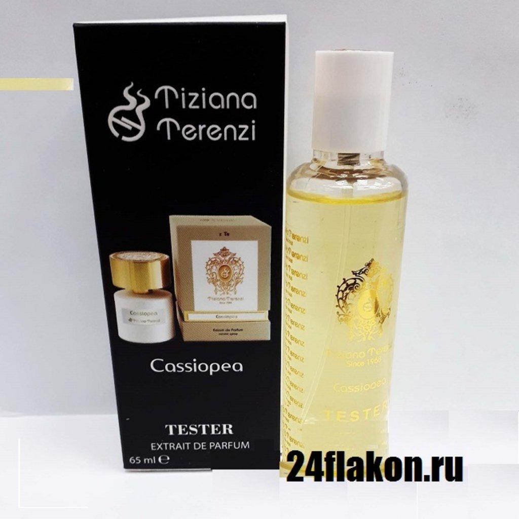 Мини парфюм 65 ml: Мини парфюм Tiziana Terenzi Cassiopea 65мл в Мой флакон