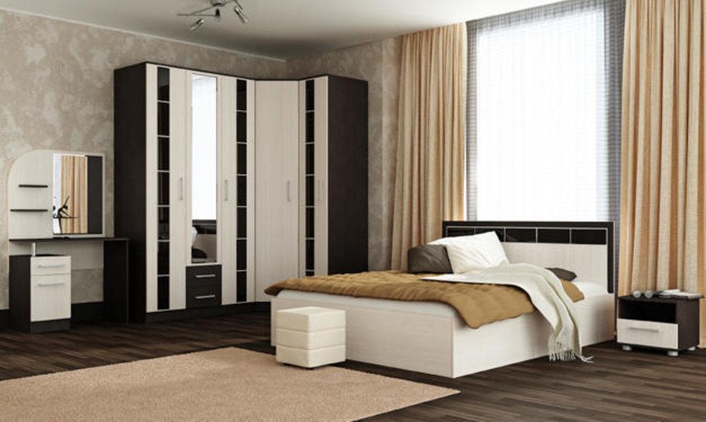 Мебель для спальни  Венеция. Модульная серия.: Шкаф угловой Венеция в Уютный дом