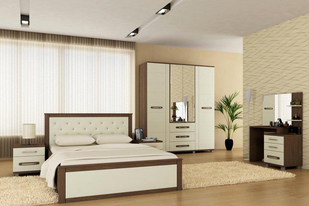 Модульная мебель в спальню Инфинити: Модульная мебель в спальню Инфинити в Стильная мебель