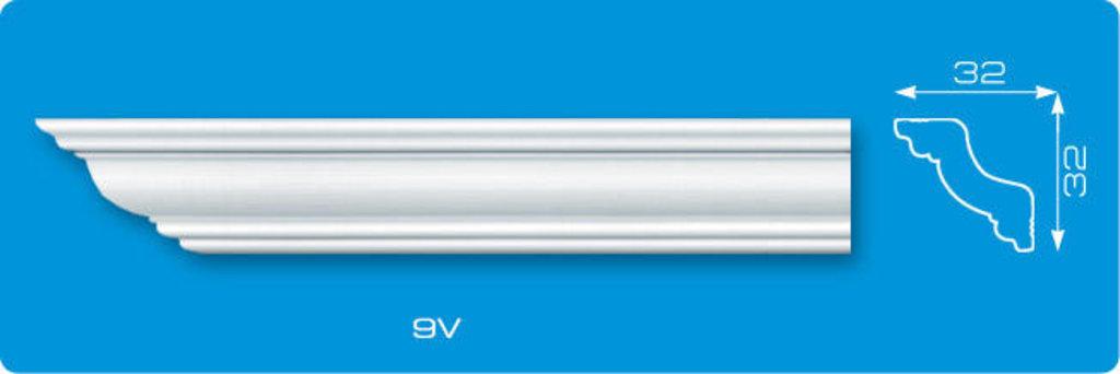 Плинтуса потолочные: Плинтус потолочный ЛАГОМ ДЕКОР 9v экструзионный длина 2м в Мир Потолков