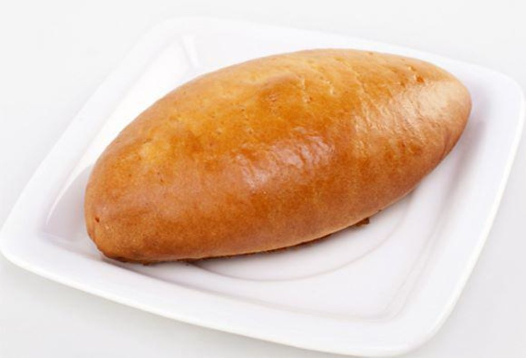 Выпечка: Пирог с луком и яйцом 90гр в Смак-нк.рф