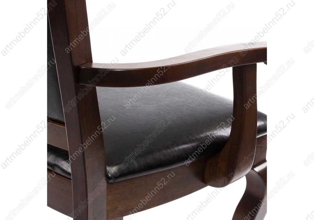 Стулья, кресла деревянный для кафе, бара, ресторана.: Кресло 1611 в АРТ-МЕБЕЛЬ НН