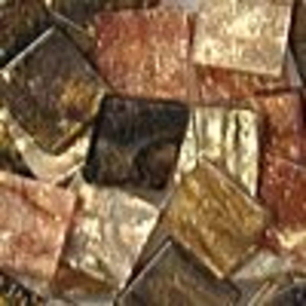 """Мозаика: FOLIA Мозаика """"Мраморная"""",10х10мм,190 шт.,оттенки коричневого в Шедевр, художественный салон"""