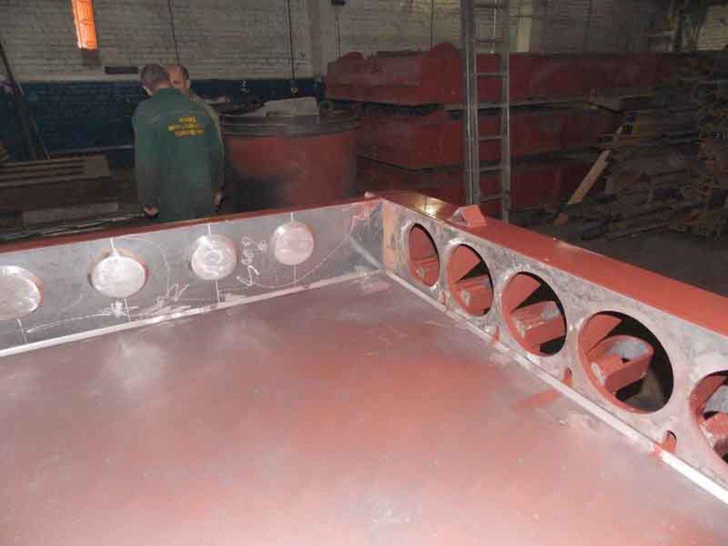 Металлоформы: Металлоформа плит перекрытия ПК 72-15 в Металл Вологда