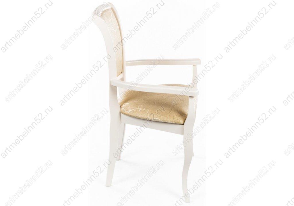 Стулья, кресла деревянный для кафе, бара, ресторана.: Кресло 1191 в АРТ-МЕБЕЛЬ НН