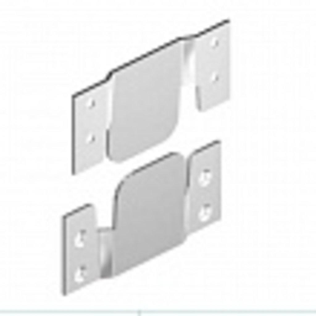 Крепежные изделия, общее: Замок (зацеп) 505 в ВДМ, Все для мебели, ИП Жаров В. Б.