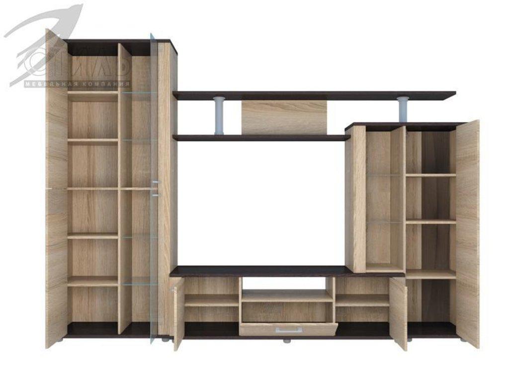 Гостиные: Мебель для гостиной Соло - 10 А в Диван Плюс