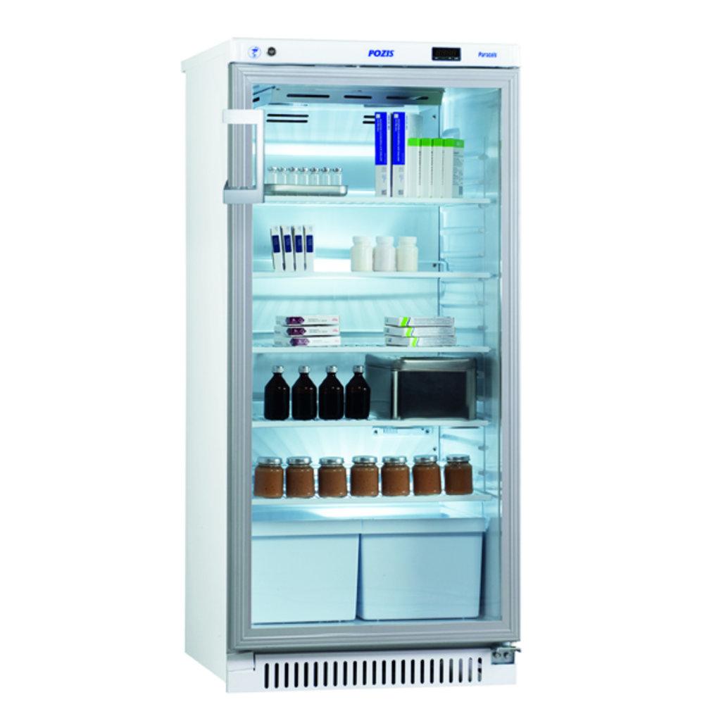 Холодильники: Холодильник фармацевтический ХФ-250-3 Позис в Техномед, ООО