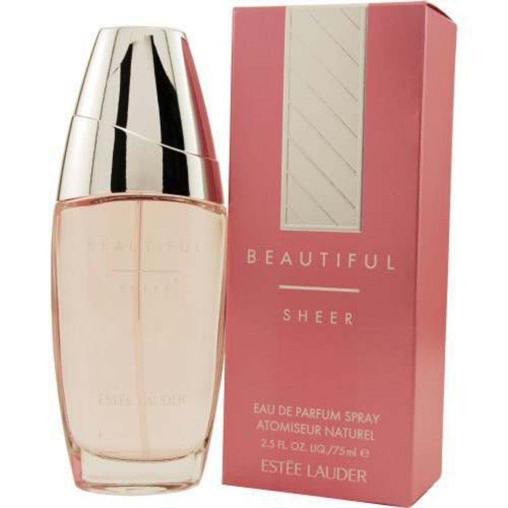 Estee Lauder: Парфюмерная вода EL Beautiful Sheer edp ж 75 ml в Элит-парфюм