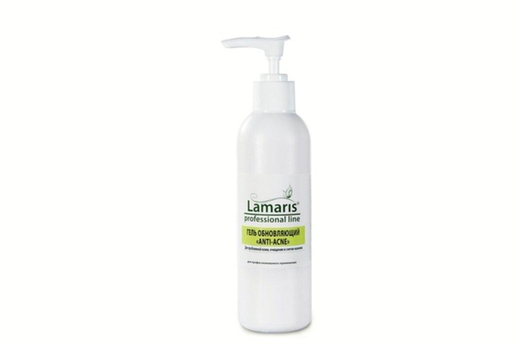 Средство для очищения лица: Гель обновляющий с маслом чайного дерева ANTI-ACNE для проблемной кожи Lamaris в Профессиональная косметика LAMARIS в Тюмени