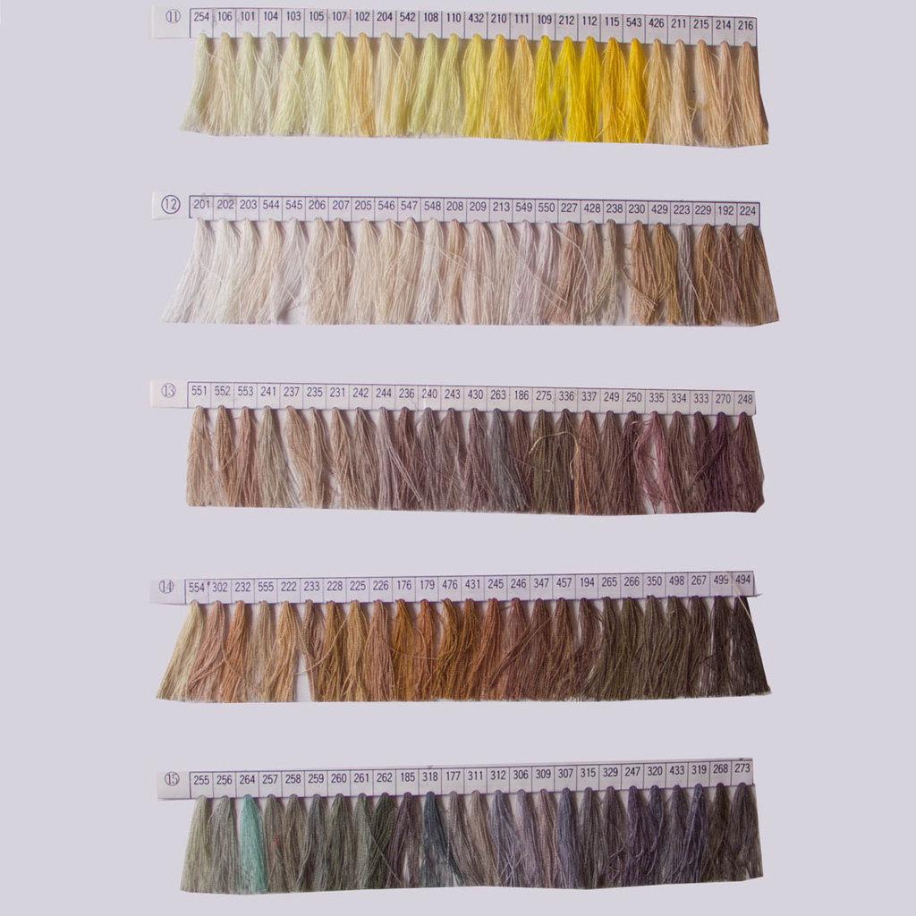 Нить DOR TAK(Дор-Так)100%полиэстр 40/2,400ярд(366м)(Выберите номер цвета и кол-во ниток и отправьте комментарием к заказу): Нить Дор-так 100% полиэстер,400ярд(в упак.10 бабин одного цвета) в Редиант-НК