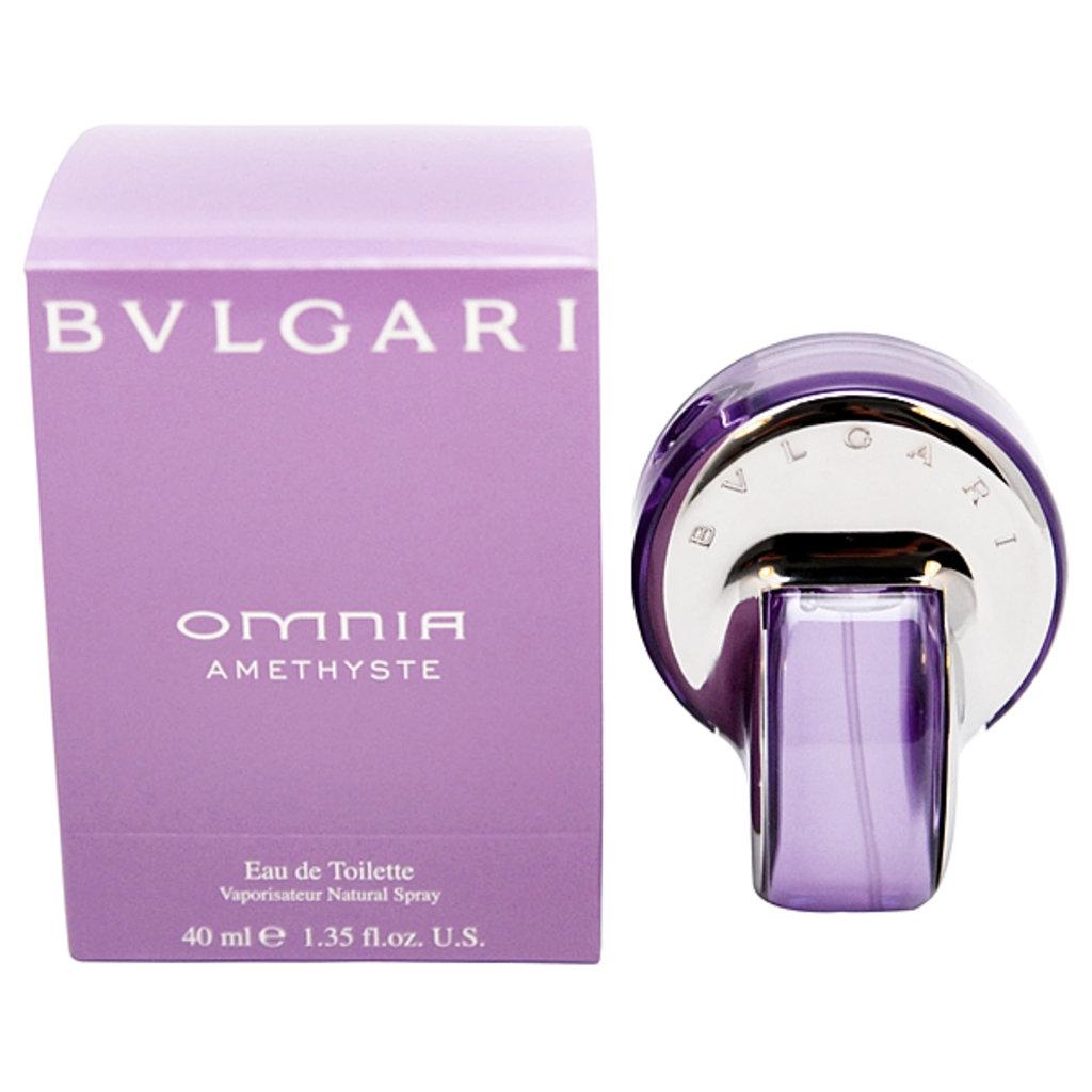 Bvlgari: Туалетная вода Bvlgari Omnia Amethyste edt ж 40 | 25 ml ТЕСТЕР в Элит-парфюм