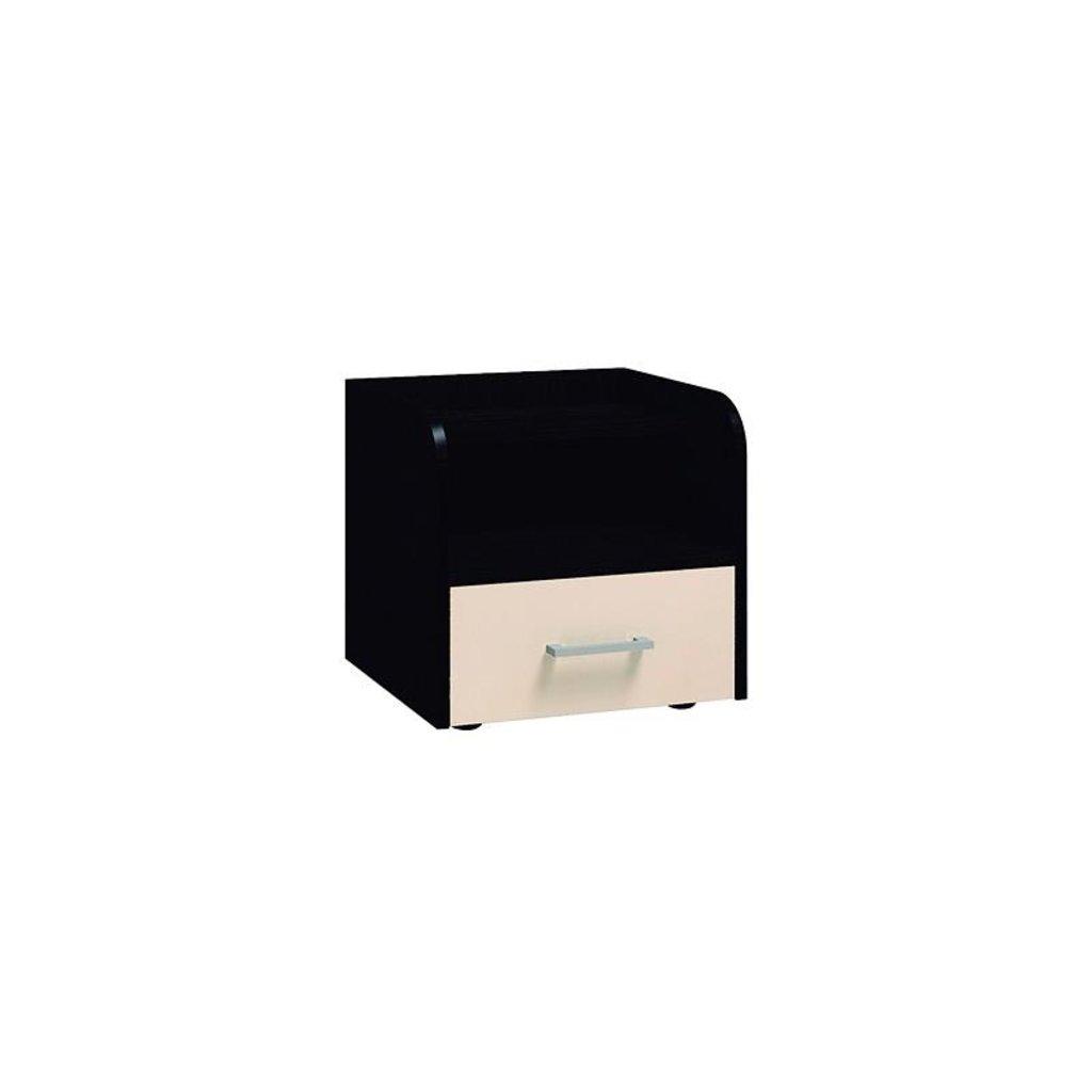 Прикроватные тумбочки: Тумба прикроватная BERLIN 30 в Стильная мебель